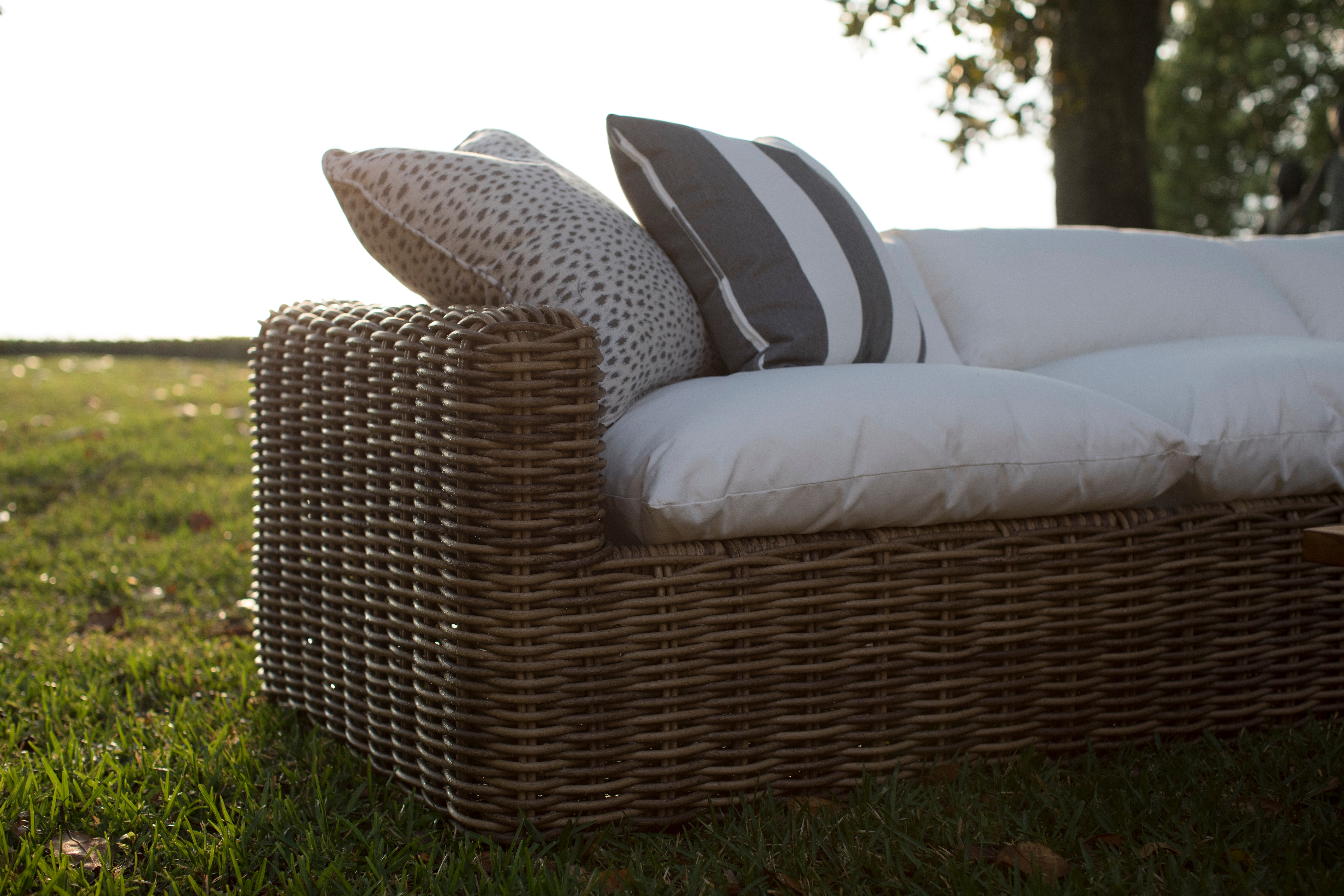 Outdoor Cushion Fabric