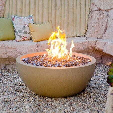 Stand Alone Fire Pit at Casual Creations