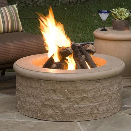 American Fyre Design's Firepit