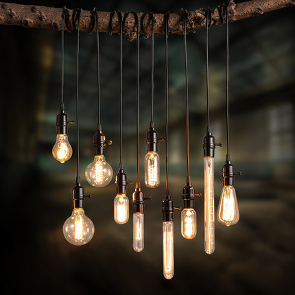 Hanging Lights at Casual Creations