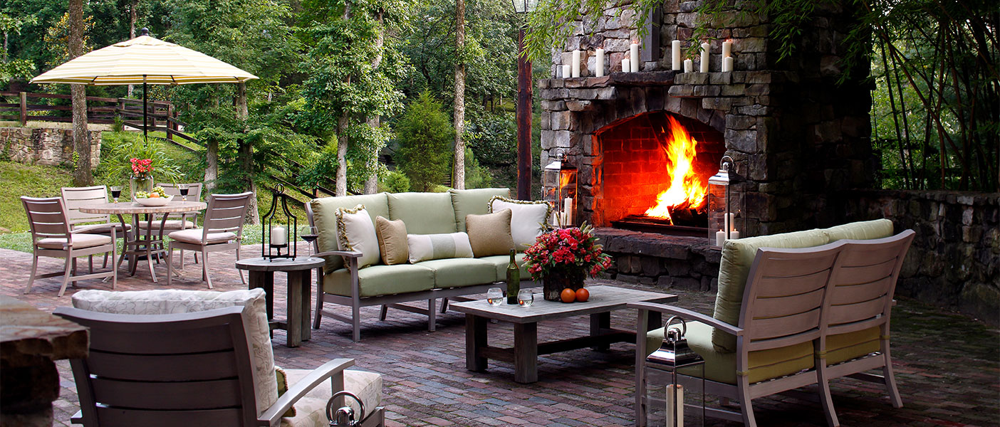 Outdoor fireplaces Baton Rouge