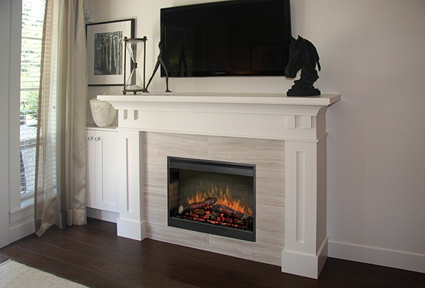 Electronic Fireplace at DImplex