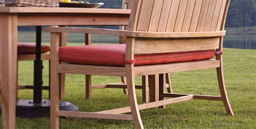 Summer Classic's Club Teak Collection