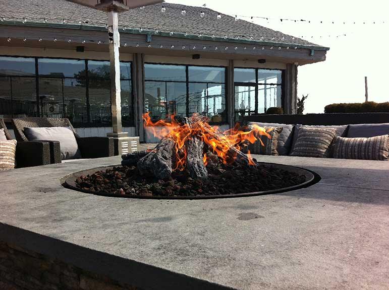 HPC Fire Pits at Casual Creations