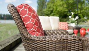 Havana Club Outdoor Chair at Casual Creations