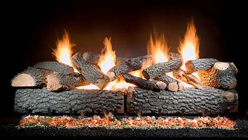 Bount Gas Logs