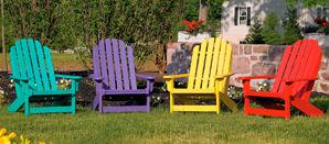 Adirondack Patio Furniture