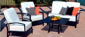 Capstone Patio Furniture