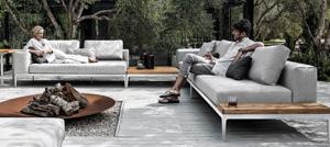 Grid Patio Furniture