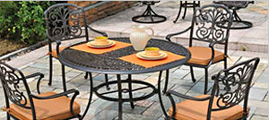 Bella Dining Patio Furniture
