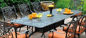 Grand Tuscany Dining Patio Furniture