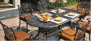 St. Augustine Dining Patio Furniture