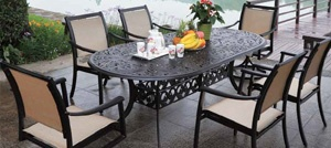 Stratford Sling Patio Furniture