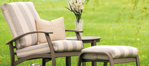 Belle Isle Outdoor Cushion