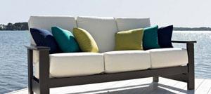 Leeward MGP Outdoor Cushion