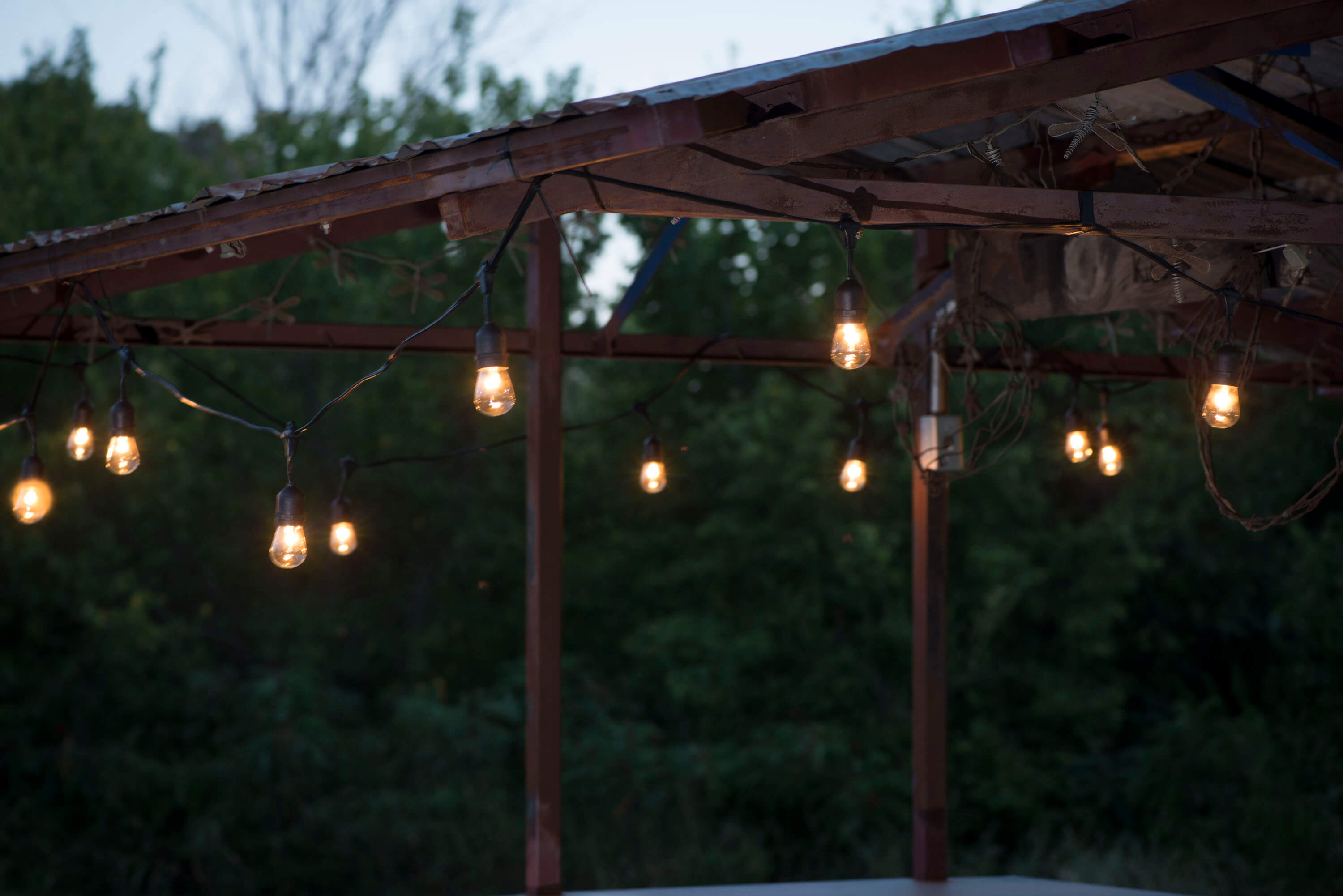 Outdoor Lighting at Casual Creations