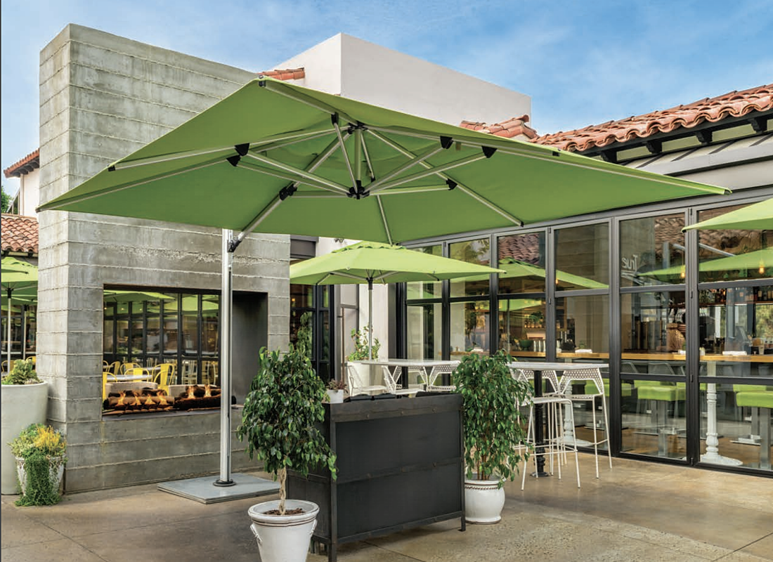 Outdoor Umbrellas at Casual Creations