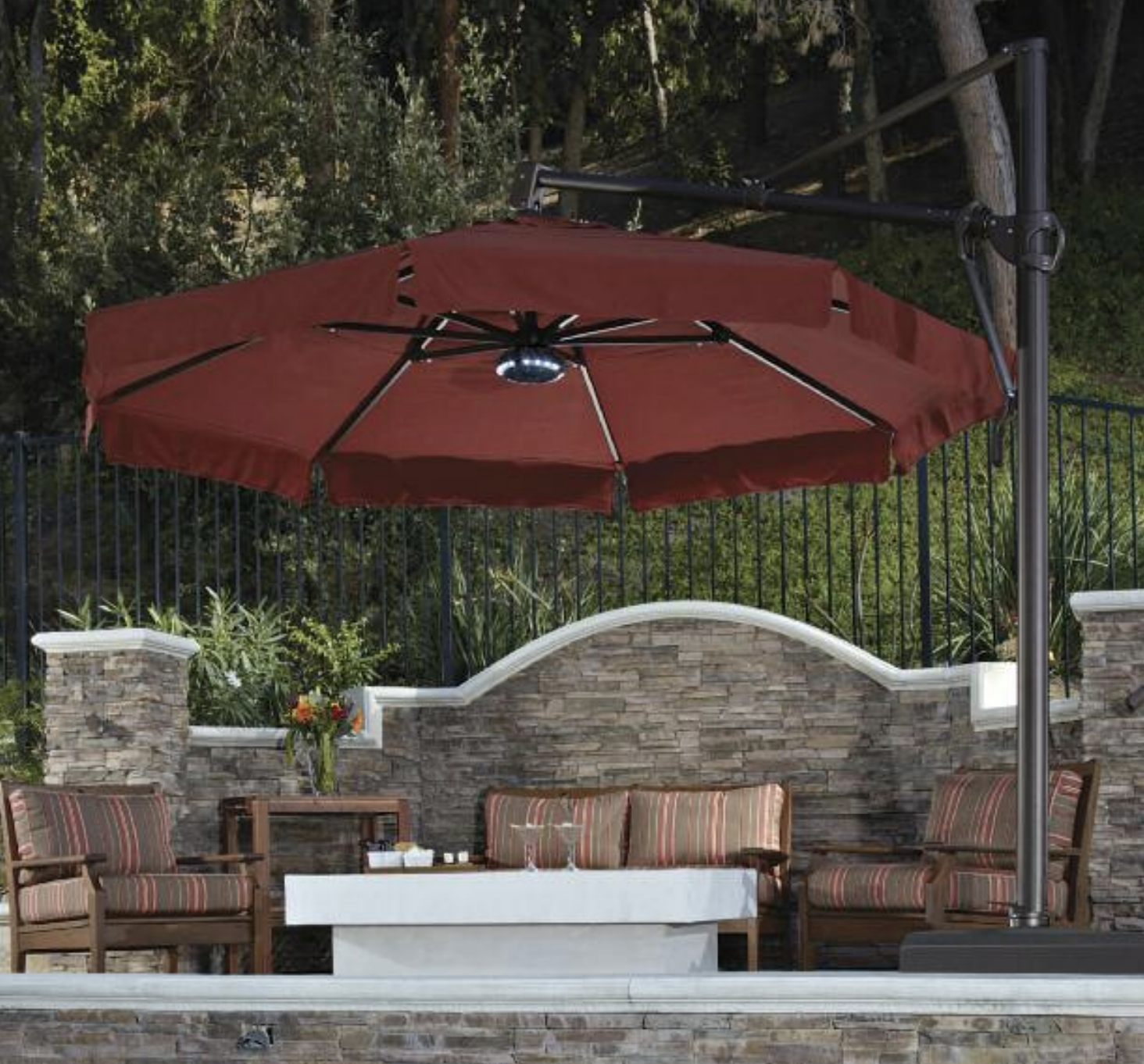 Pretty and Durable Outdoor Umbrellas Baton Rouge