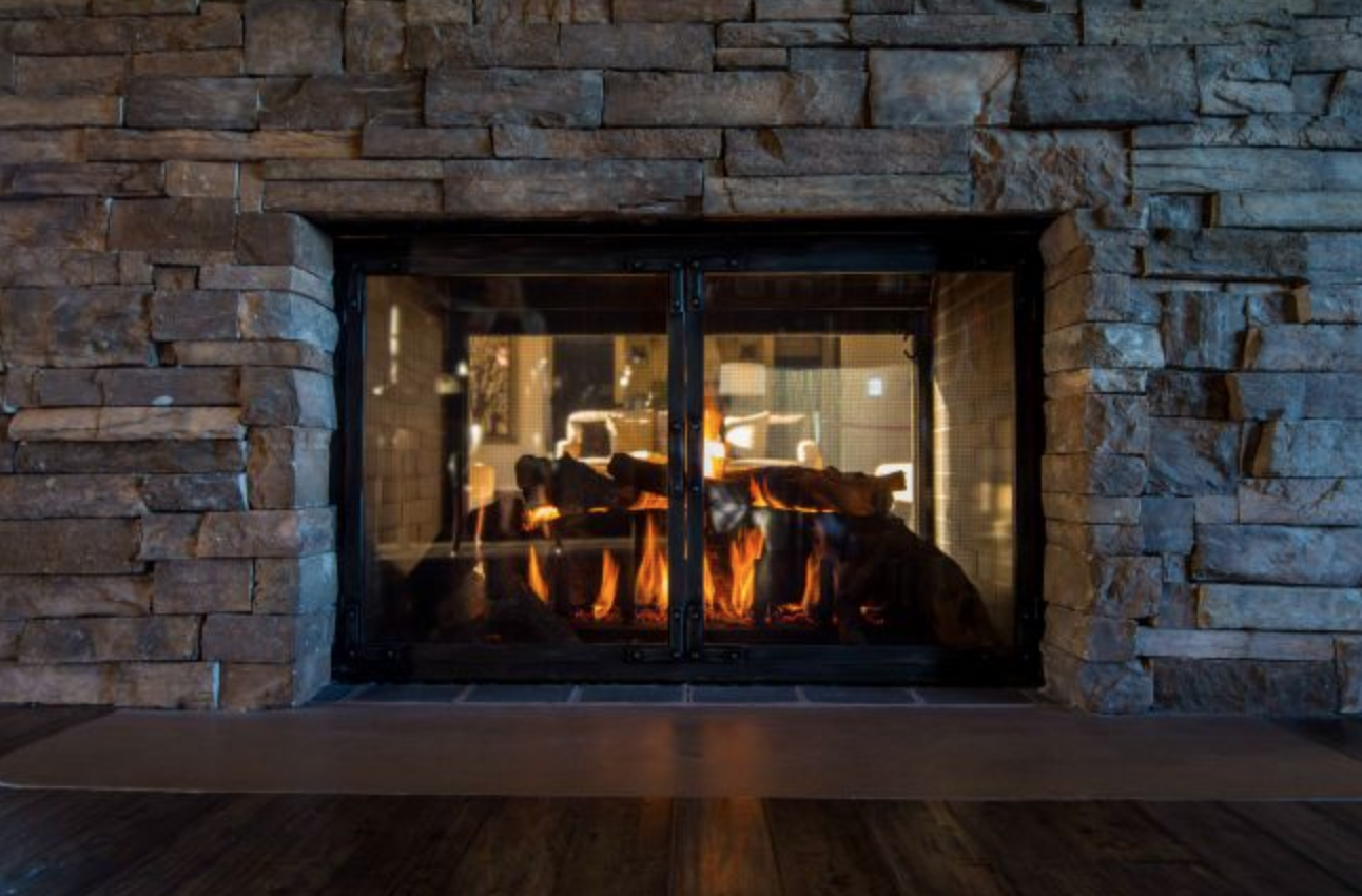 Stoll Gas Fireplace