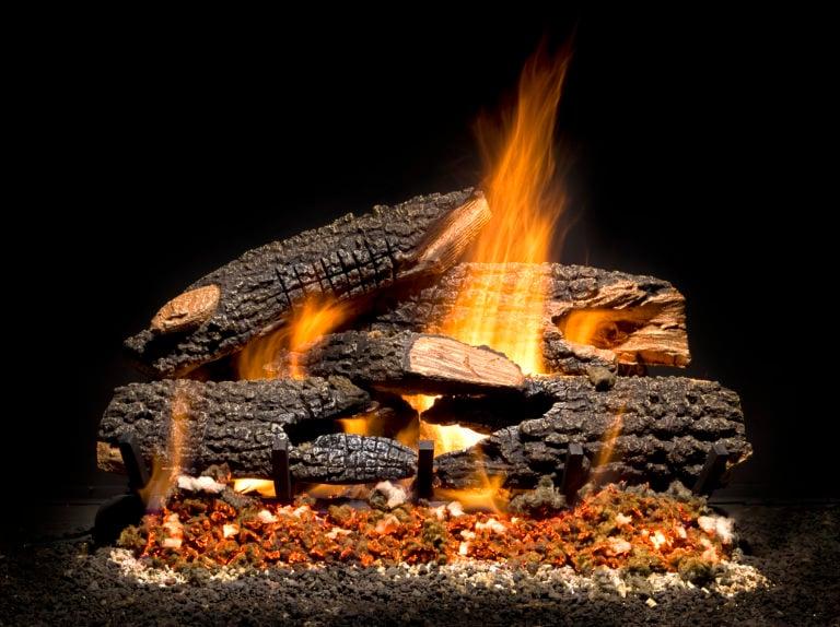 Texas Bonfire Charred