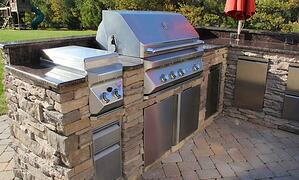 Grills For Outdoor Kitchens In Baton Rouge Twin Eagles Delta