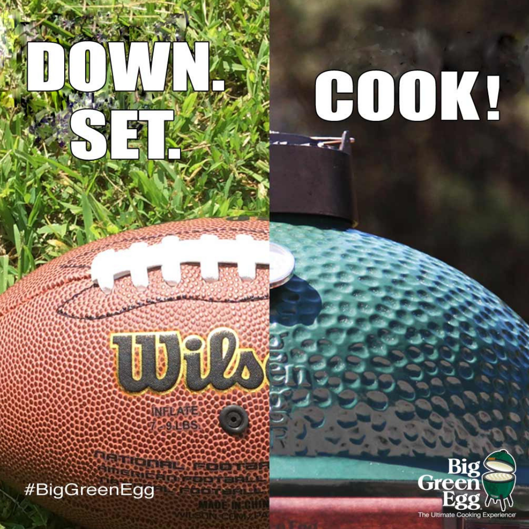 Baton Rouge Tailgate Grills: Tips For Your Big Green Egg