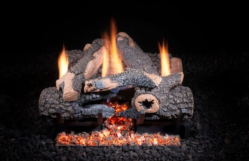 Vent Free Gas Logs at Casual Creations