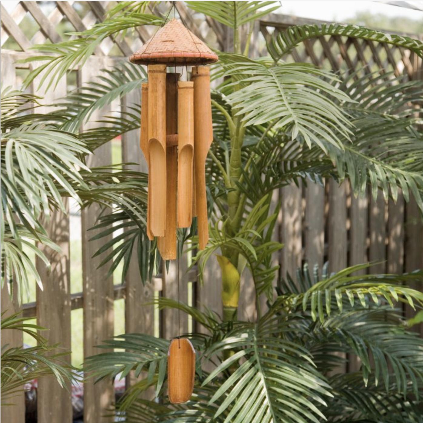 Wooden Asli Windchime