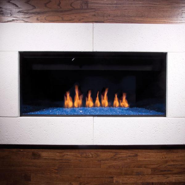 Golden Blount Linear Gas Fireplace