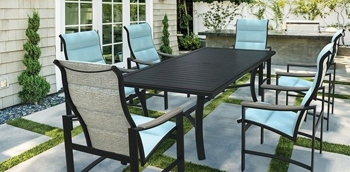 Tropitone Patio Sets Commercial Outdoor Furniture