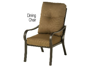Crestwood Pieces 306px Dining Chair