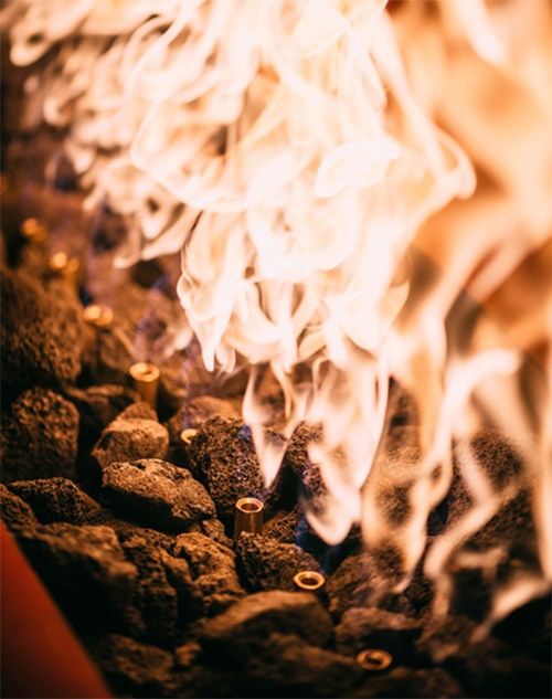 Warming Trends Custom Firepits
