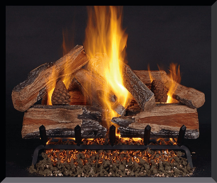 Rasmussen Gas Logs at Casual Creations