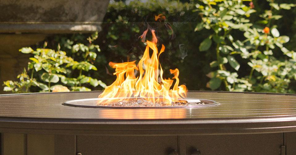 Fire Products at Casual Creations