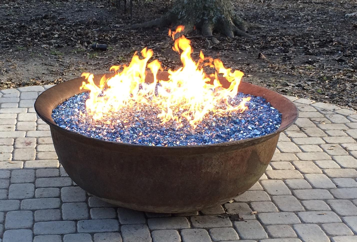 CUstom firepits
