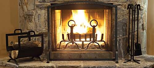 Modern Fireplace Tools and Accessories Baton Rouge