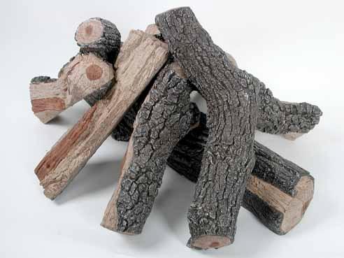 Rasmussen Firepit logs
