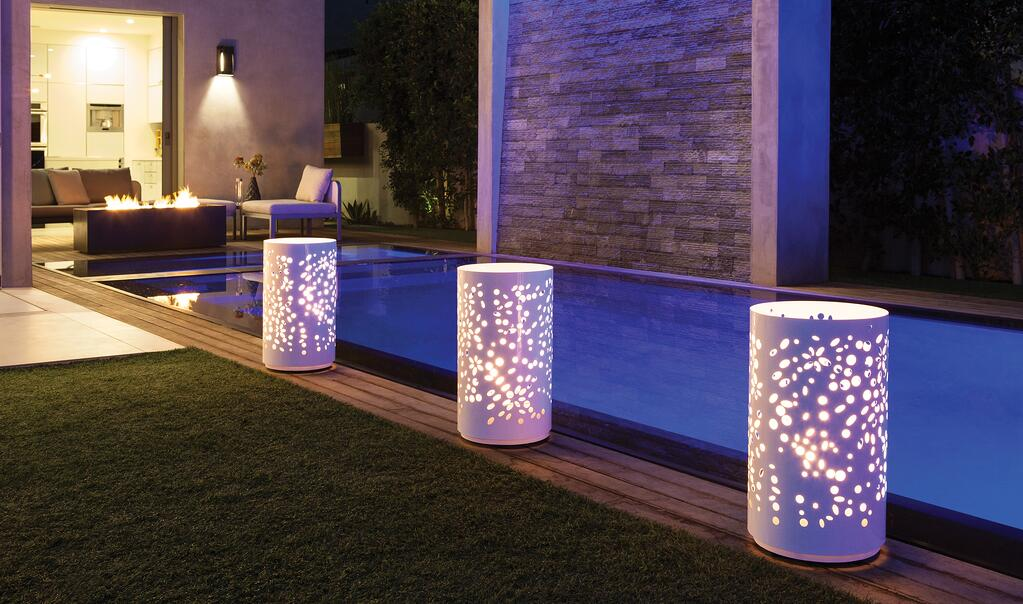 Standing Fire Pits