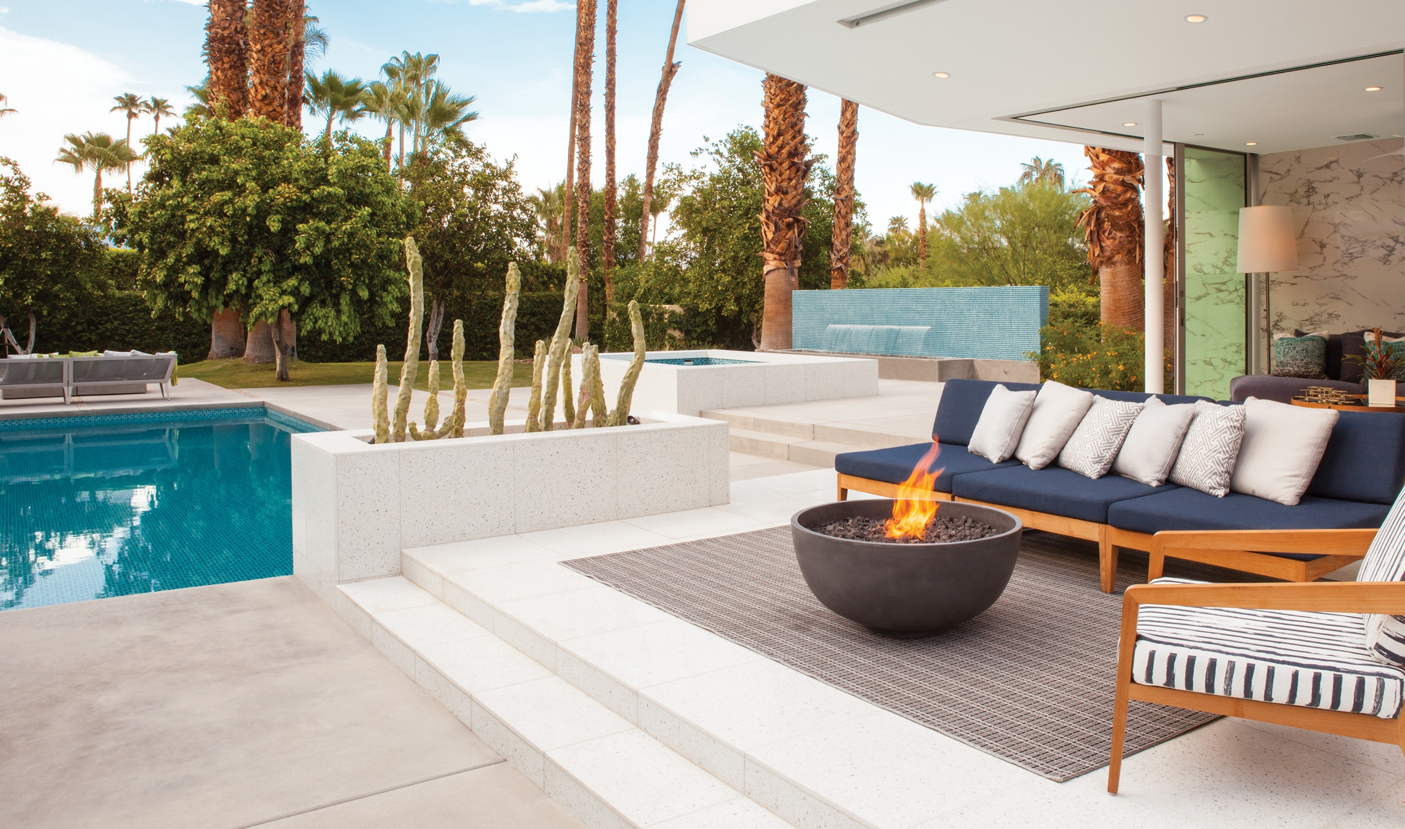 Gas Fire Pits at Casual Creations