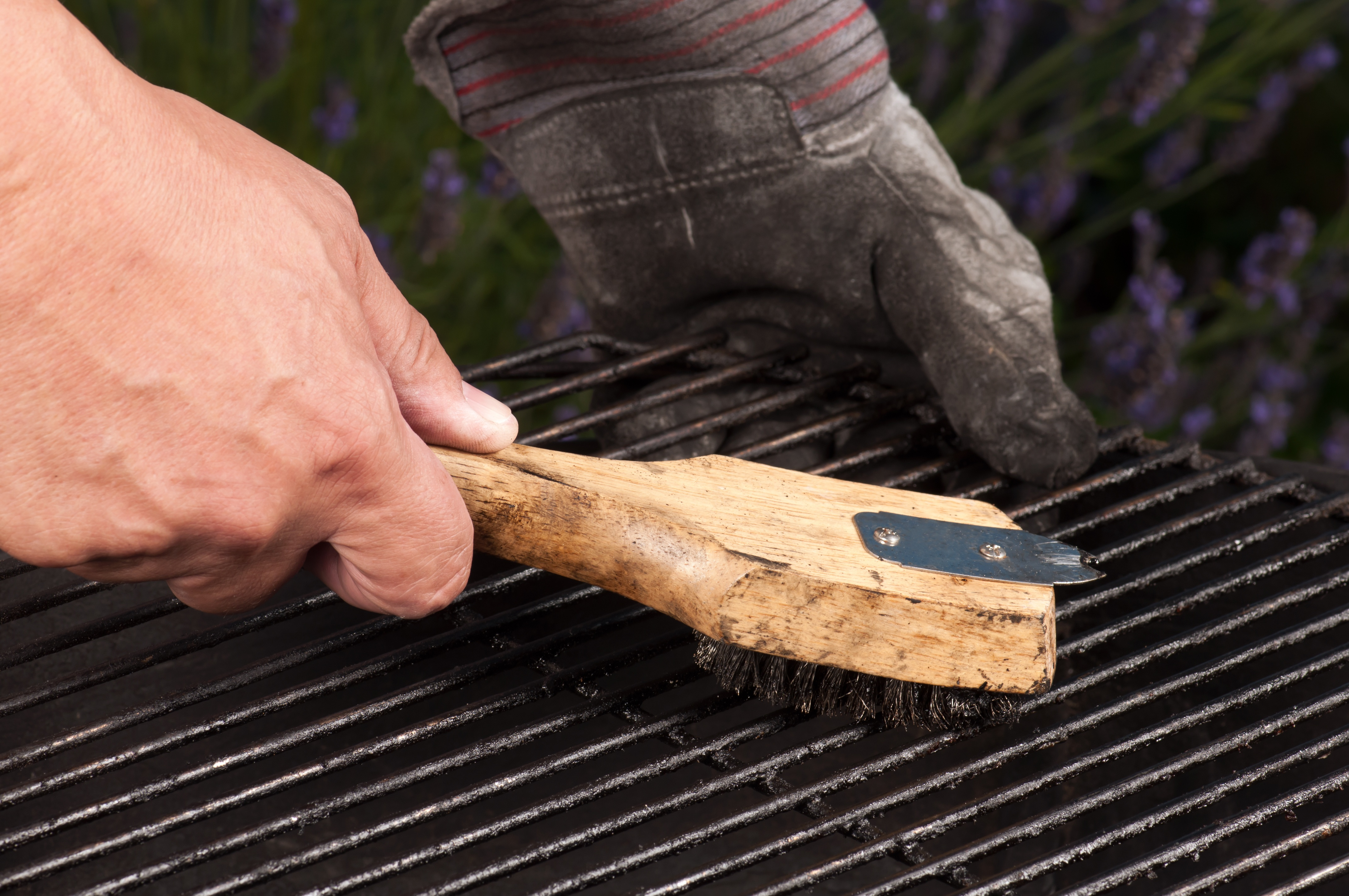 Maintaining your charcoal grill