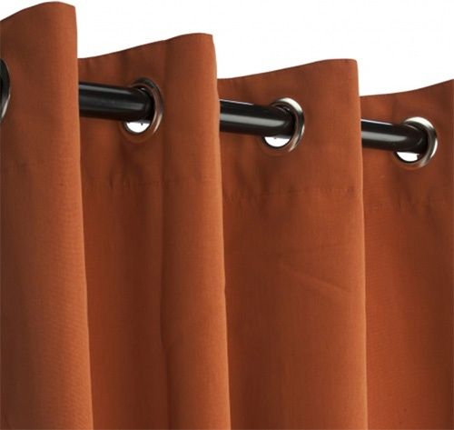 Sunbrella Outdoor Patio Curtains