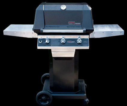 Infrared and Hybrid Grill