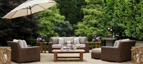 Wonderful Milano Outdoor Collection