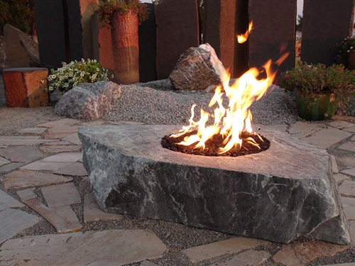 HPC Custom Fire Pit at Casual Creations