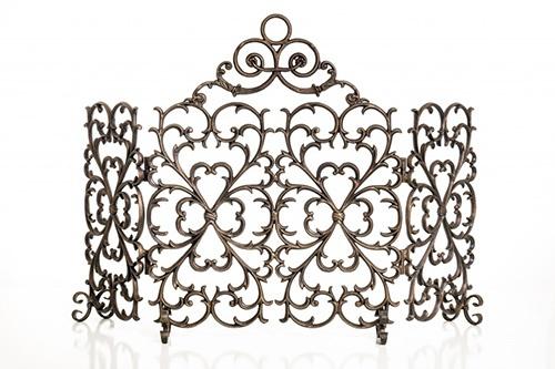 Ornamental Designs Fireplace Screens