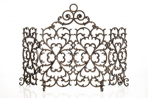 Ornamental Designs Fireplace Screens