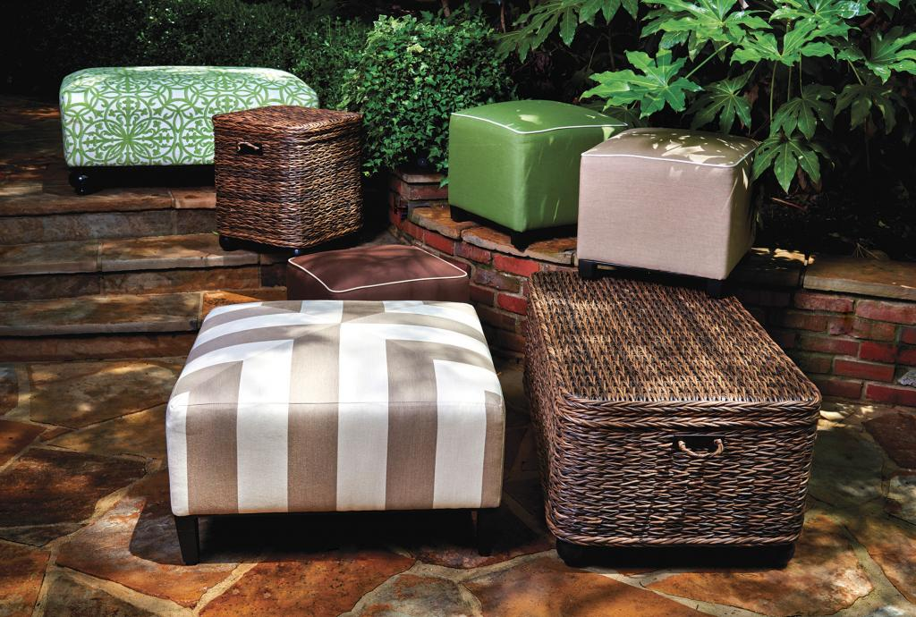 Ottoman from Casual Creations