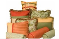Outdoor Cushions- Cords and Fringes