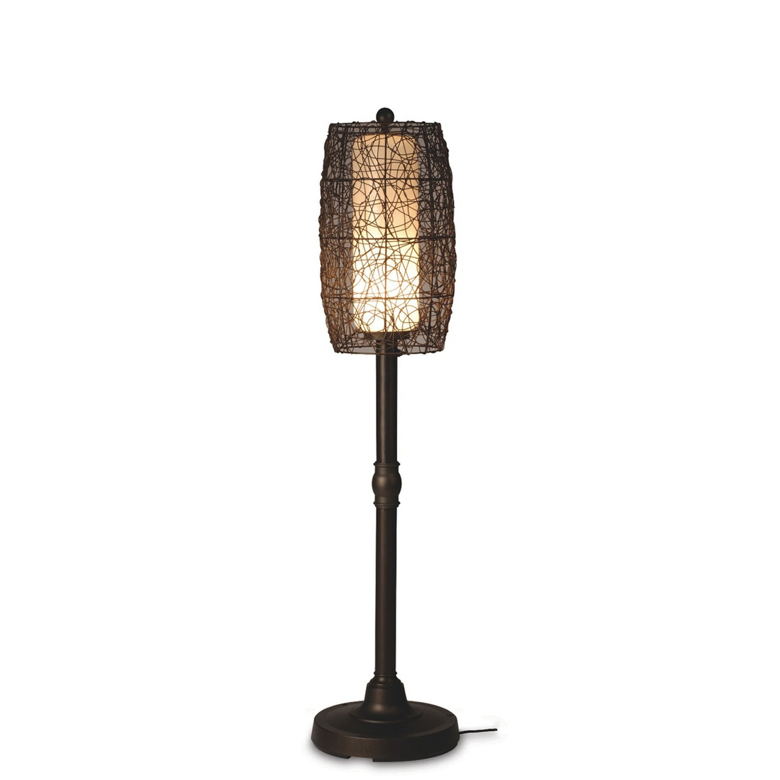 Floor lamps at Casual Creations