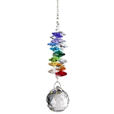 Stacked Rainbow Maker Wind Chime